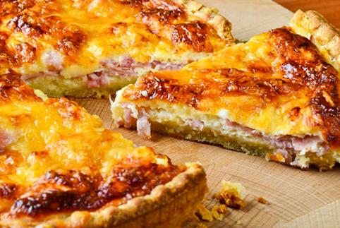 Torte salate (2,50 € a porzione – 13,50 €/kg)