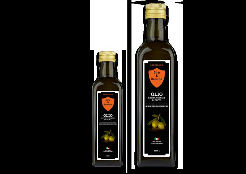 Olio – Selezione Sira e Remino
